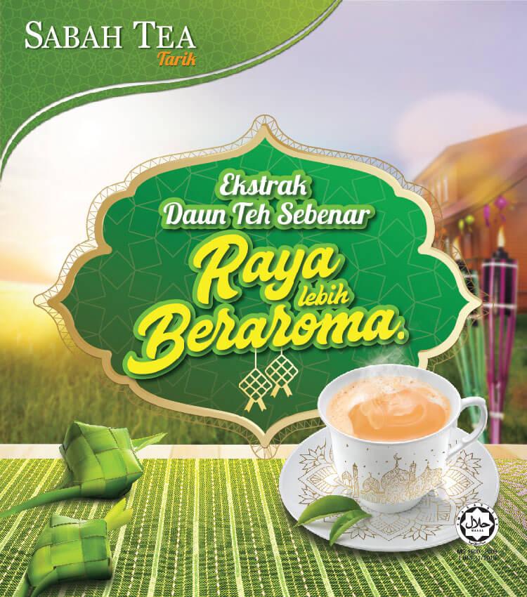 Sabah Tea Tarik