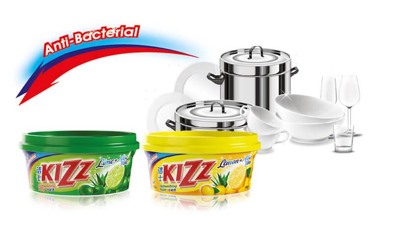 Kizz Dishwashing Paste
