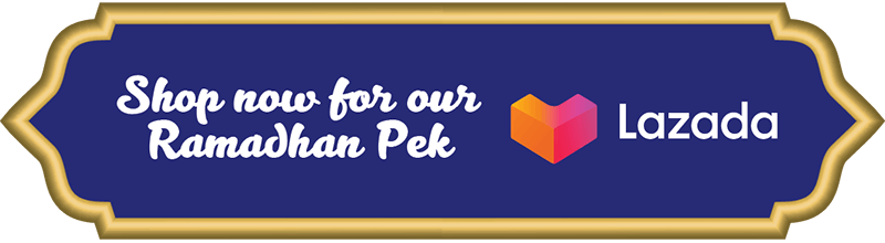 Shop now for our Ramadhan Pek - Lazada