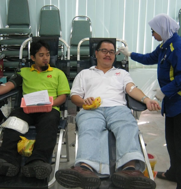 Blood Test and Blood Donation