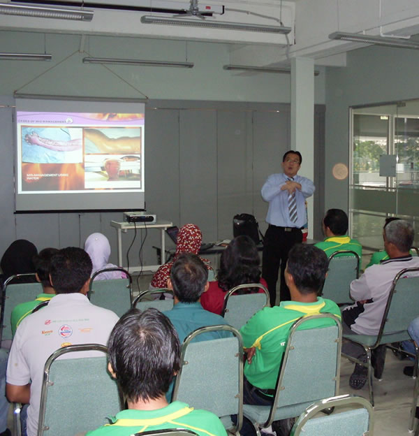 Fire Prevention Awareness Talk