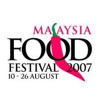 Malaysian Food Festival 2007