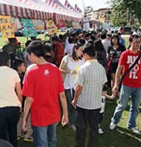 Poi Lam High School Ipoh Food Fair & 57th School Anniversary