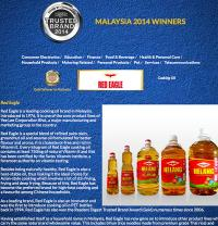Red Eagle Cooking Oils Voted Recipient Of Readers Digest Trusted Brand Gold Award 2014