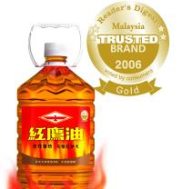 Red Eagle Cooking Oils Voted Recipient Of Readers Digest Trusted Brand Gold Award 2006