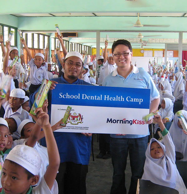 School Dental Health Camp