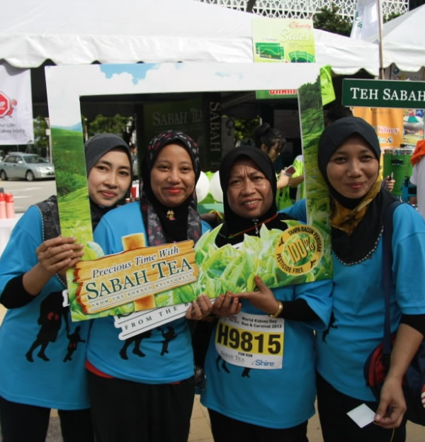 World Kidney Day Run 2013